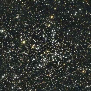 Open star cluster M38